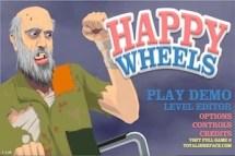Total Jerkface's Happy Wheels 3-D