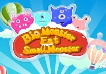 Big Monster Eats Small Monster