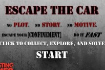 Escape the Car HD