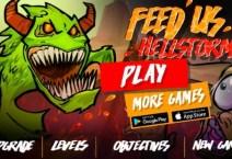 Feed Us Helistorm