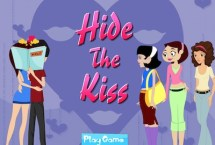 Hide the Kiss
