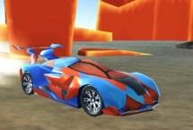 Super Car Zombie Dead Hit