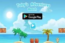 Toby's Adventures Beach