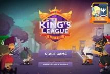 The King's Leagues: Emblems