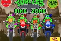 Teenage Mutant Ninja Turtles Bike Zone