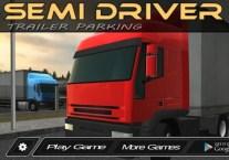 Truck Driver 3D Trailer Parking