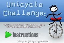 Unicycle Challenge
