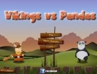 Viking's vs Pandas