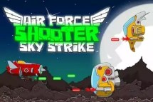 Air Force Shooter Sky Strike