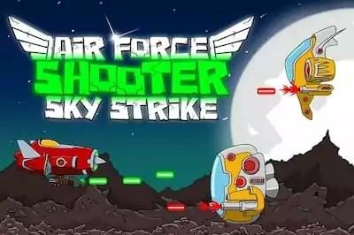Air Force Shooter Sky Strike