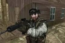 Shooting Game Counter City Strike