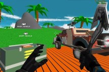 Vehicle Wars Multiplayer game