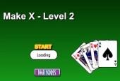 Make X - Level 2