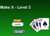 Make X - Level 3