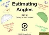 Estimating Angles - Set 3