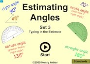 Estimating Angles – Set 3