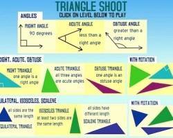 triangle shoot