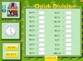 Quick Division