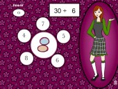 Math Models Division game