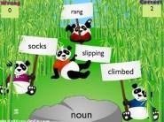 Panda Mayhem (Grammar Learning Tool)