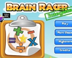 brain racer integer