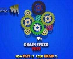 brain speed