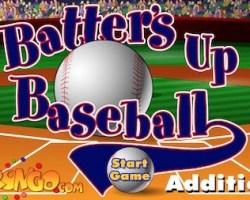 baseball addition