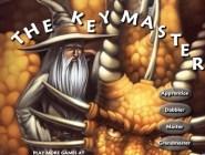 Key Master (A Shooting Typer Game)