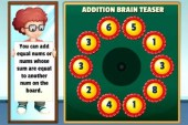 Addition Brain Teaser