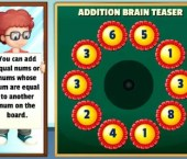 Addition Brain Teaser