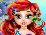 Rapunzel Hairstyle Games 281540 Hairstyles Princess Real Haircuts For Kids Girl