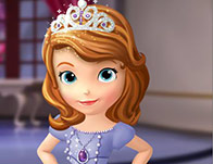 Sofia The First Haircut Girl Games