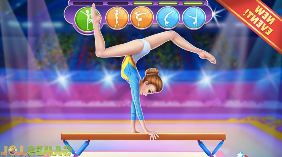 gymnastics superstar spin your