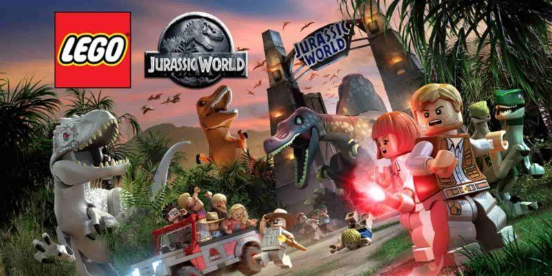 LEGO® Jurassic World™ Mod Apk + Data v1.08.1 (Unlocked) Download
