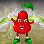 G4K Delicious Red Water Apple Escape