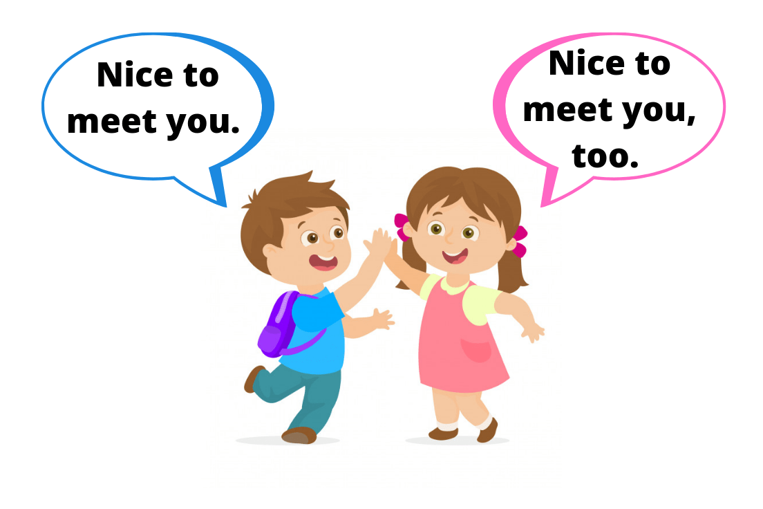 hight resolution of 5 Fun Greetings And Introductions Games