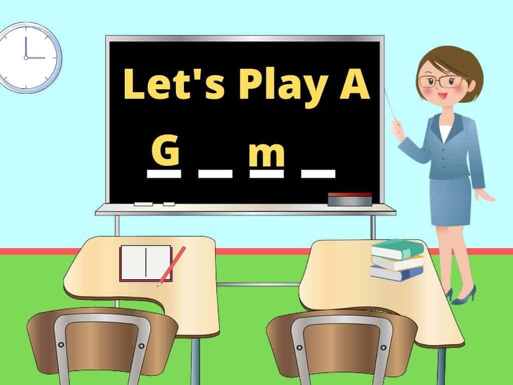 Esl Vocabulary Games 10 Classroom Activities To Make