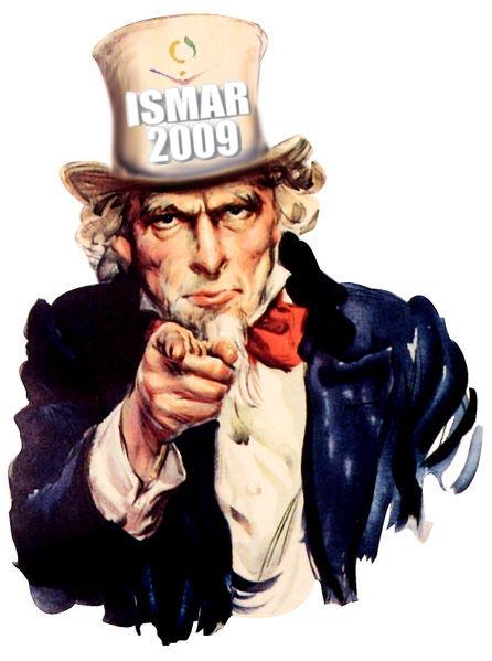 ismar-2009-wants-you