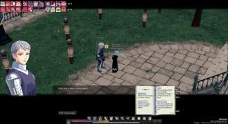 Talking to Aranwen