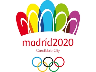 Madrid 2020 Updates Logo, Website