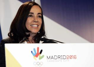 Madrid 2016 Presents Themes To IOC