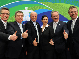 "Munich 2018 Olympic Winter Games Bid Has ""Unprecedented Public And Political Support"""