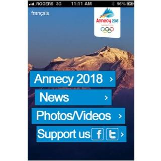 Annecy 2018:  There's An App For That
