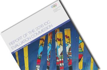 Madrid 2016 Welcomes IOC Report