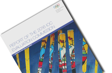 IOC Evaluation Report Confirms Race For 2016 Olympics Has Yet To Be Won