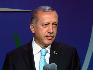 Turkey's Prime Minister Recep Erdogan Wants Peace, Tolerance With 2020 Olympic Games