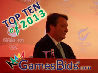 Top Olympic Bid Stories of 2013: #5 Istanbul's 2020 Bid Struggles With Domestic Uprising