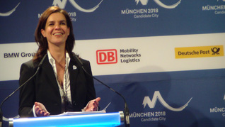Munich 2018 Leadership Satisfied With Day 1 of IOC Evaluation