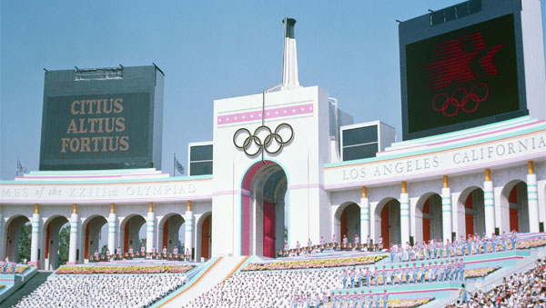 Los Angeles Colisseum