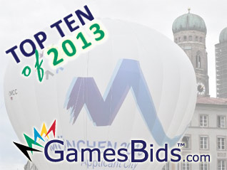Top Olympic Bid Stories of 2013:  #10 Munich Forced To Withdraw from 2022 Olympic Bid Race